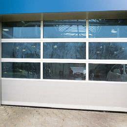 Teollisuus nosto-ovi, panoraama lasitus
